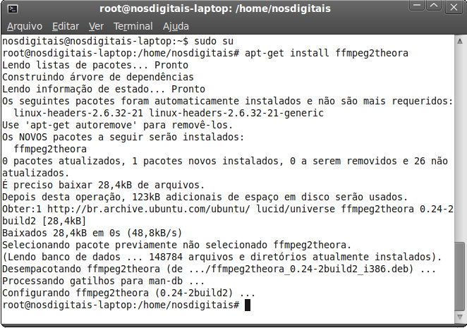 Arquivo:Installffmpeg2theora.png